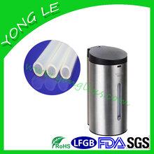 食品级蠕动泵硅胶管,耐磨耐高温硅胶管,挂烫机硅胶管环保工业