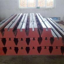 建新量具供应铸铁地轨T型槽地轨规格齐全价格低图片
