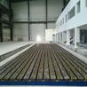 武汉铁地板-铁地板是有多块铸铁平台拼接而成