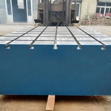 火工铸铁平台火工铸铁平板生产厂家---昌新量具图片