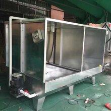 宏惠盛厂家直销水帘柜环保水帘柜不锈钢水帘柜