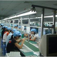 电子厂流水线独立台生产线烤漆流水线直板生产线直销广州深圳