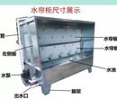 深圳水帘柜供应商图片