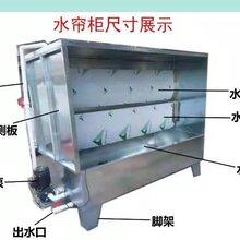 广州环保水帘柜供应商