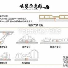 护墙板厂家定制北京东城图片