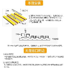 酒店办公室吊顶工装工厂生产供应黑∑ 龙江红星区图片