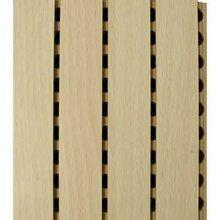 本溪厂家生产木质吸音板图片