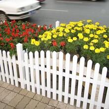 青岛城市草坪护栏,草坪栅栏图片
