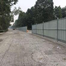 北京施工围挡加工,彩钢围挡图片