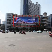 昆明市北京路与人民中路交叉口交三桥