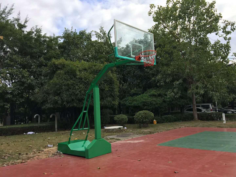 深圳龙岗篮球架生产厂家安装种类