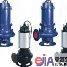 50QW18-30-3无堵塞潜水排污泵图片