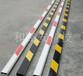 广东东光供应捷顺、红门黄黑色道闸栏杆维修安装换杆