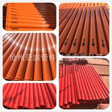 沧州亚盛专业生产混凝土泵管布料机型号齐全
