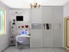 喜慕樂衣柜,新款定制衣柜設計效果圖,全屋定制家具品牌,整體衣柜代理加盟