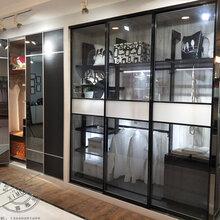 喜慕乐衣柜定制家具加盟整体衣柜代理利润可控最具特色衣柜图片