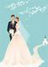 3D全息宴会厅#追求完美的你们,需要一场3D全息婚礼!