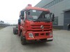 上海嘉定全新8吨8.5米货箱随车吊厂家直销