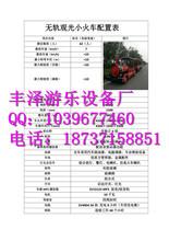丰泽厂家直销无轨小火车游乐设备价格更低