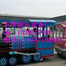 丰泽游乐设备厂家生产无轨小火车美观