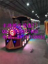 造型绚丽托马斯小火车游乐设备厂家信誉保证