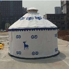 蒙古包特点介绍