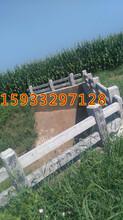 武威桥栏杆厂家-古浪桥护栏-简易护栏图片