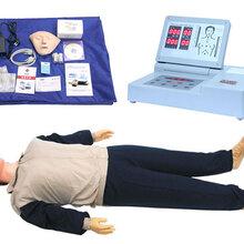 电脑心肺复苏仿真模型,心肺复苏模拟人,教具图片