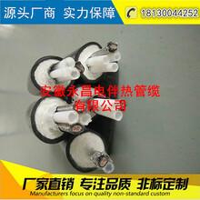 安徽永昌生产伴热管缆烟气采样管伴热复合管CEMS取样管KHFHT-c-40-A-2-Ф8-B-2Ф6-2-1-E图片