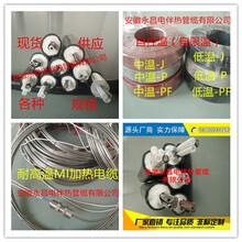 安徽永昌伴热管厂家在线监测伴热管线直销伴热管缆FHT-D42-B1Φ8-40WΦ6Φ8Φ10Φ12图片