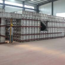 铝模板施工技术管廊铝模板图片