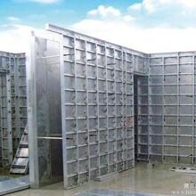 河北标晟生产销售租赁铝模板管廊铝模板建筑模板图片