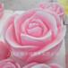 上海宏雕厂家直销定做玫瑰花植物道具玻璃钢树脂泡沫花朵装饰摆件大型雕刻工艺品