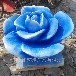 上海宏雕定做植物玫瑰花道具玻璃鋼樹脂泡沫花朵婚慶節慶裝飾擺設擺件大型雕刻工藝品