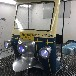 厂家专业定制玻璃钢仿真火车头三轮车头工艺品室外装饰道具摆件