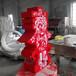 新年春节春字雕塑春节美陈装饰布景商场广场节日氛围装饰布置