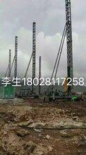 水泥搅拌桩多少钱一米?专业施工水泥搅拌桩高压旋喷桩施工队图片