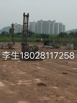 深层水泥搅拌桩施工队高压旋喷桩施工队广东地区专业施工15年