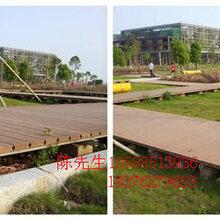 柳州塑木板批发,鱼峰区雒容园林装饰PE木塑板,PP塑木板,广西PVC型材图片