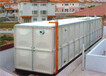玻璃钢水箱不锈钢水箱地埋式水箱组合水箱承德现货供应