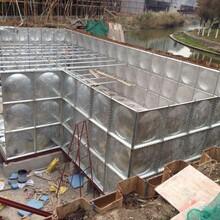 唐山地埋式水箱图片