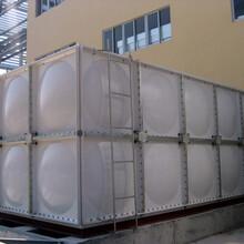 玻璃鋼水箱不銹鋼水箱地埋式水箱冷飲水箱鍍鋅水箱科力制作維修一體化圖片