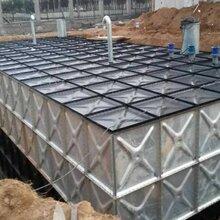 不锈钢水箱镀锌水箱玻璃钢水箱厂家首选唐山科力图片