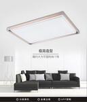 雷烁金狮LED吸顶灯长方形铝材客厅灯饰70W144W现代简约卧室阳台灯具图片