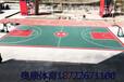 河北弹性丙烯酸篮球场地面划线铺设施工诚信为本