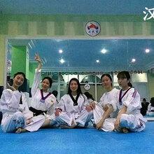 来宾跆拳道学习来宾女子跆拳道学习-来宾汉武堂