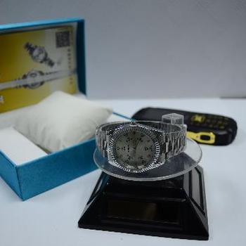 新款會銷禮品五行養生手表磁石理療手表活動禮品手表批發