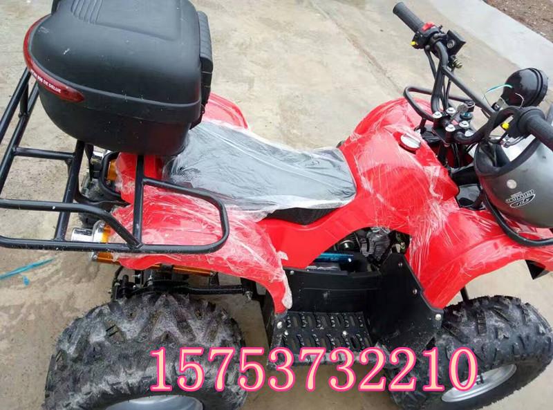 山东不带方向盘四轮车7寸四轮摩托车长期供应优质正品