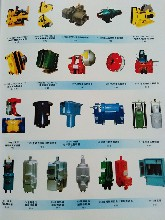 DCPZ系列电磁钳盘式制动器图片