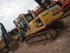 出售纯土方小松200-8挖掘机车况性能好现场可提供场地试车